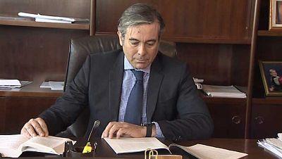 Dimite un juez del Tribunal Constitucional después de cometer un delito contra la seguridad vial