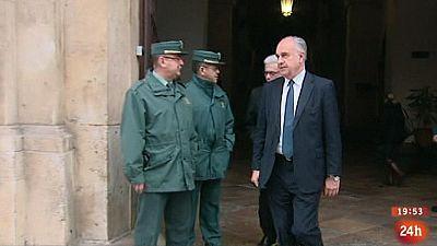 Parlamento - Otros parlamentos - Renuncia en Valencia - 31/05/2014