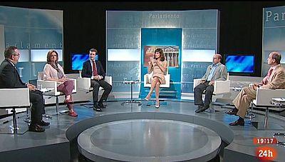 Parlamento - El debate - Resultado elecciones europeas - 31/05/2014