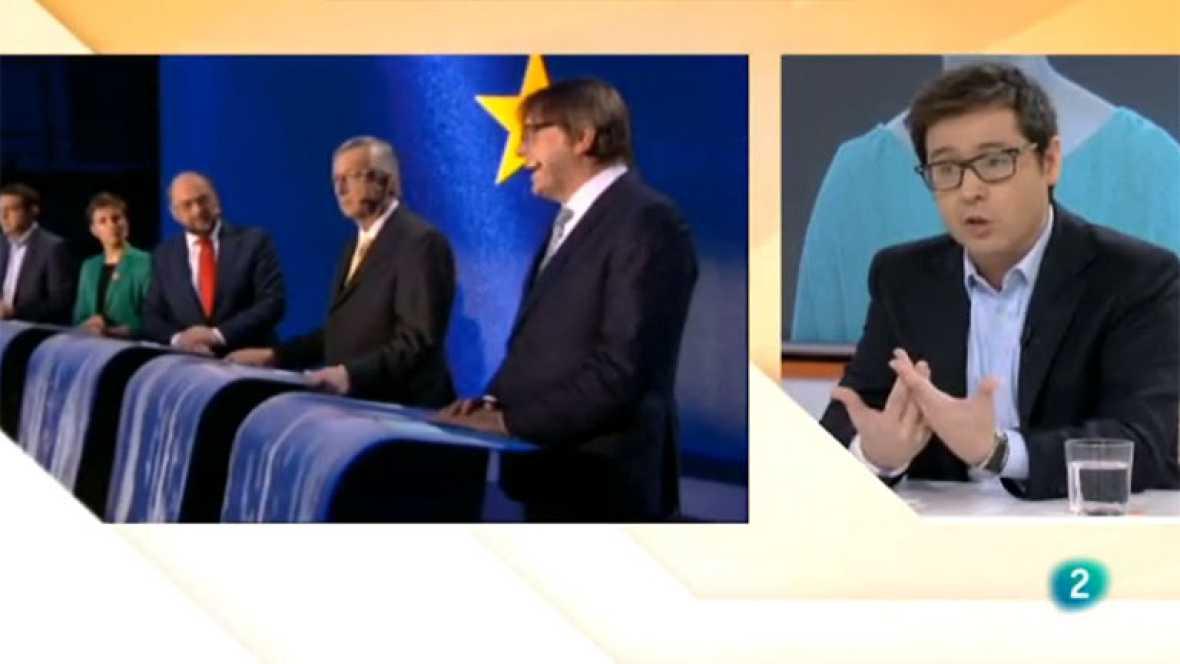 Debates entre los candidatos a la Comisión Europea