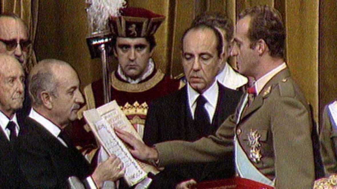 Casi cuarenta años de reinado de don Juan Carlos