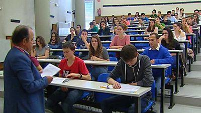 Doscientos mil estudiantes se examinan de selectividad