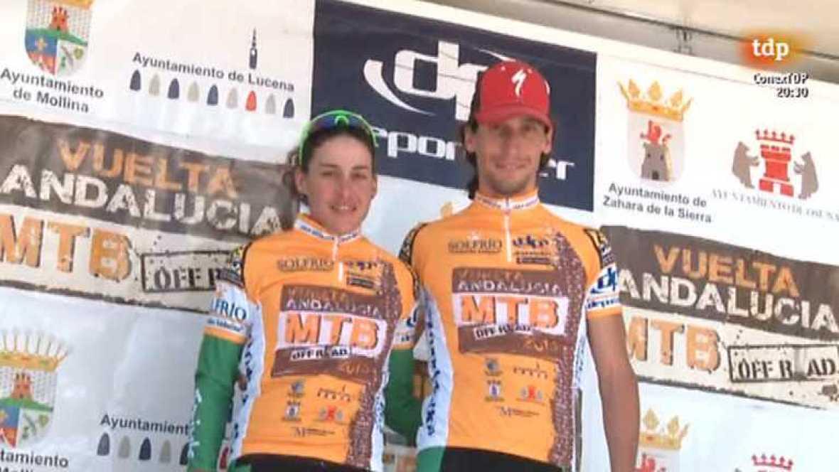 Mountain Bike - Vuelta a Andalucía 2014 - Ver ahora
