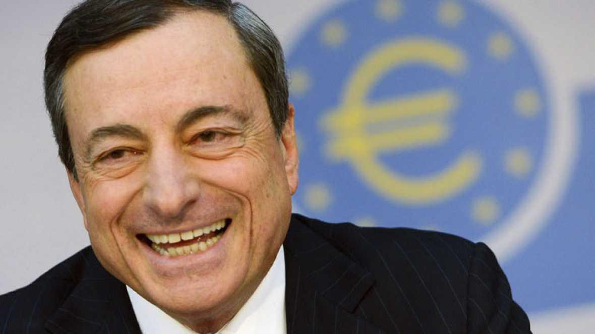 Draghi baja los tipos hasta el mínimo del 0,15% y da más liquidez para prestar a empresas y familias
