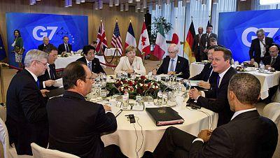 Compromiso del G7 para reducir la dependencia del gas ruso
