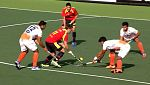 Hockey hierba - Camp. Mundo: España-India