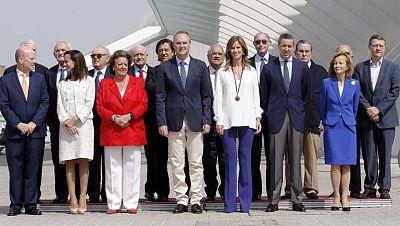 Presentación de la Fundación España Constitucional