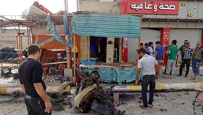 Milicianos yihadistas toman una universidad en Ramadi, en el oeste de Irak