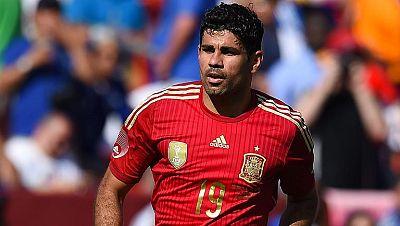 """Diego Costa: """"Me he encontrado muy bien. Me he quitado el miedo"""""""