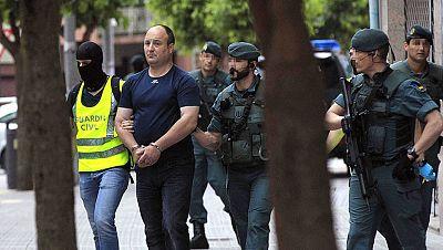 Detenido un presunto colaborador del comando Oatazua de ETA en Vizcaya