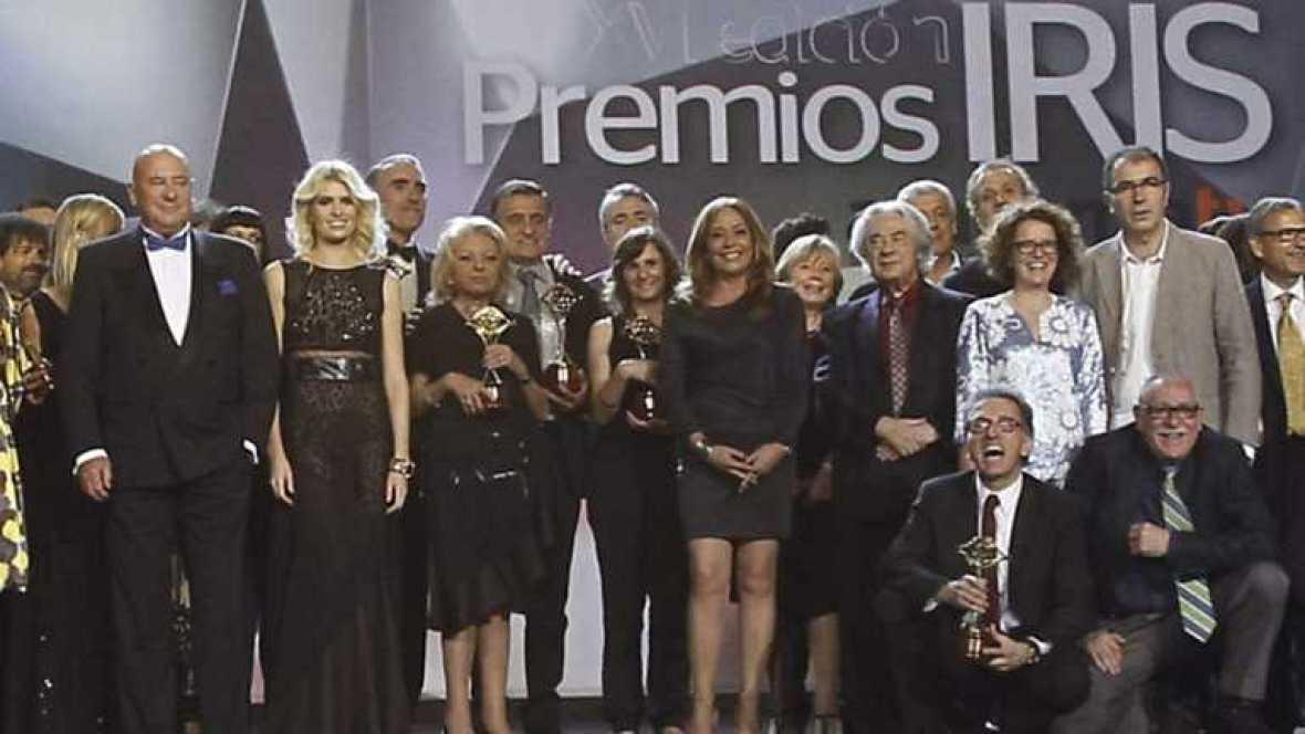 Gala Premios Iris ATV 2014 - ver ahora