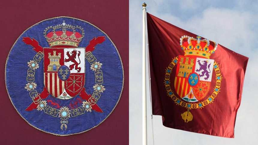 Nuevo escudo y nuevo guion para Felipe VI