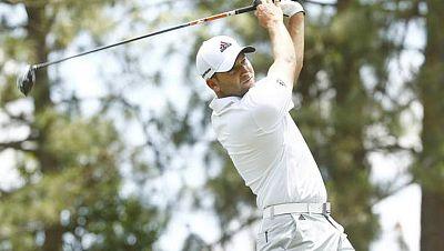 Sergio García pasa el corte en el US Open de golf