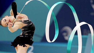 Gimnasia rítmica - Campeonato de Europa: Competición II Individual - Grupo B - ver ahora