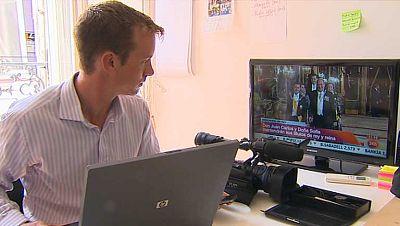Medios de todo el mundo cubrirán la proclamación de Felipe VI