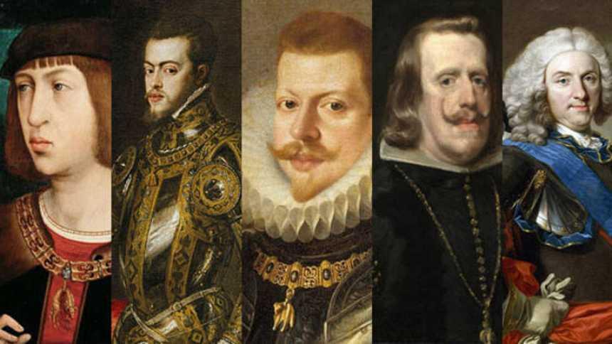 Felipe VI: los otros cinco reyes Felipe