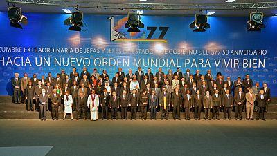 El G77 reclama protagonismo en una cumbre de consensos y causas particulares