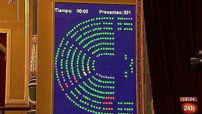 Parlamento - El foco parlamentario - La abdicación en el Congreso - 14/06/2014