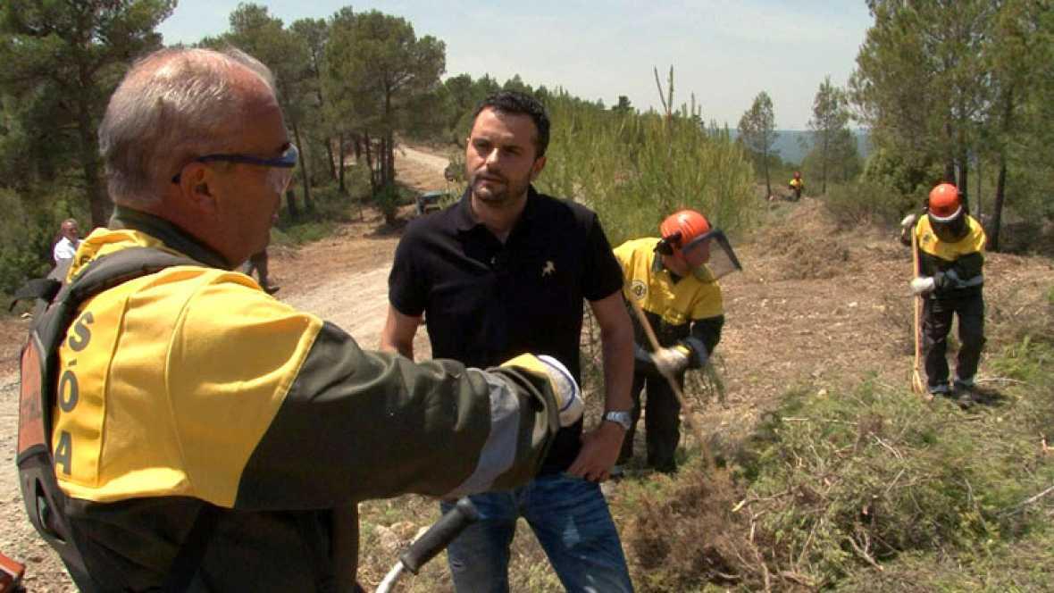 Comando actualidad - La cuenta atrás - Prevención de incendios
