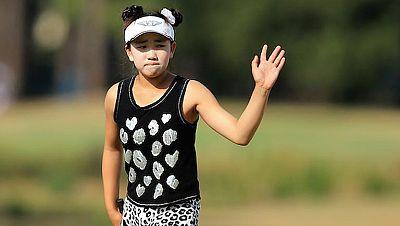 Lucy Li, de 11 años, la más joven en disputar el Abierto de Estados Unidos