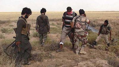 En Irak los insurgentes continúan su avance imparable hacia el suroeste