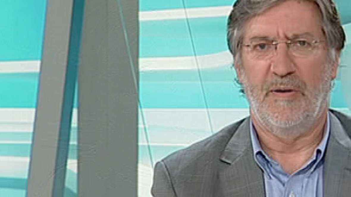 """Pérez Tapias: """"El centro es volátil, para la izquierda se convierte en una trampa"""""""