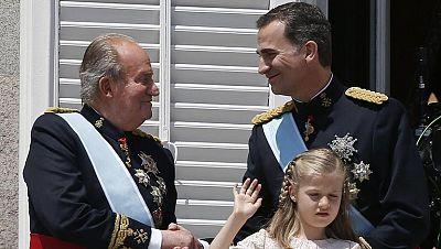 Luz verde al aforamiento de Don Juan Carlos con los votos del PP y la abstención del PSOE