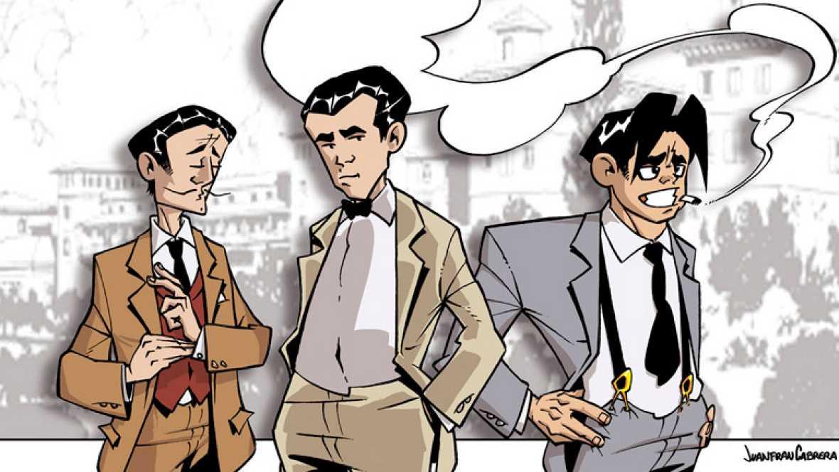 Teaser del cómic 'Los caballeros de la Orden de Toledo'