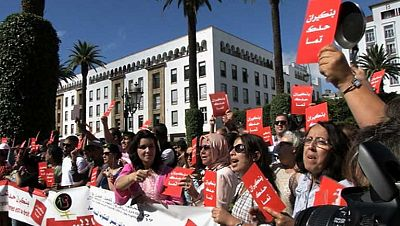 Frente común de mujeres políticas y periodistas en Marruecos contra el presidente Abdelilah Benkirán