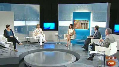 Parlamento - El Debate - La reforma fiscal
