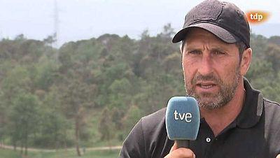 Golf - Entrevista a Olazábal - 01/07/14 - ver ahora