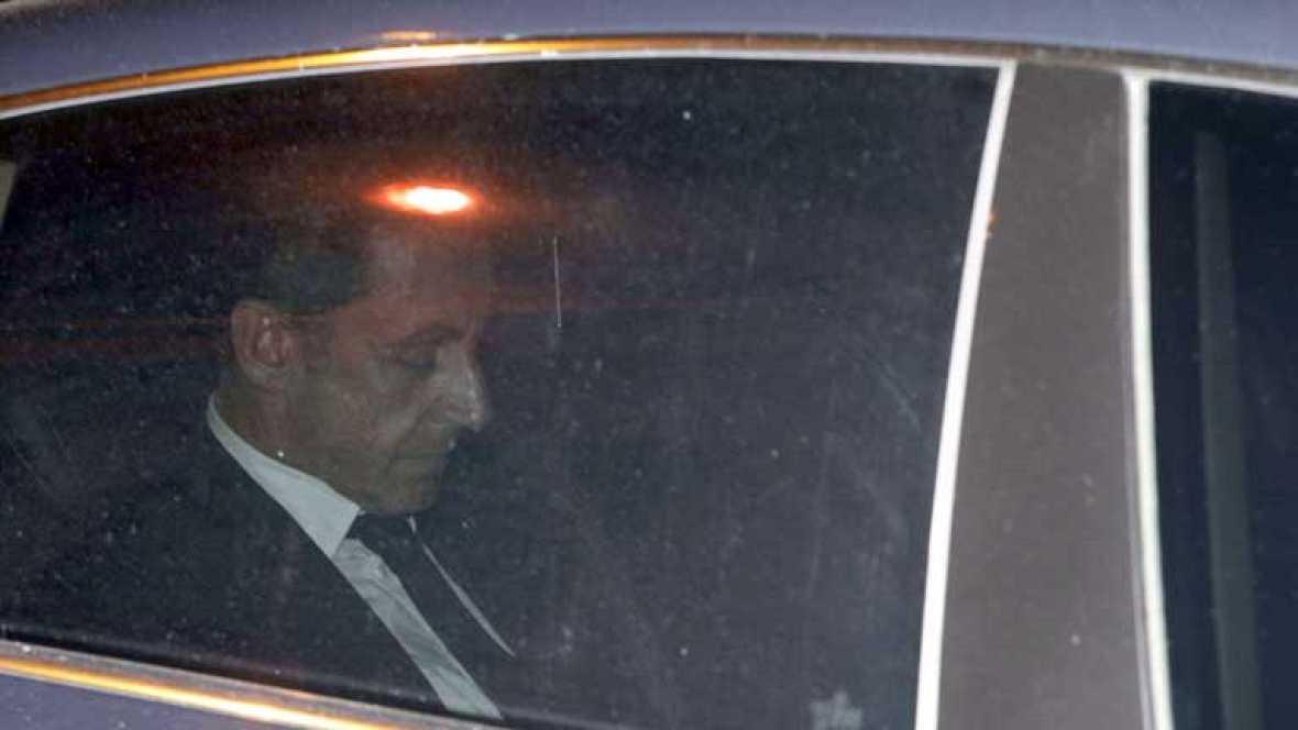 Nicolas Sarkozy ha sido imputado por corrupción