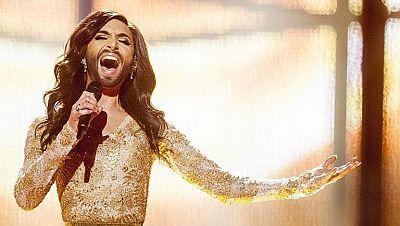 Las eurovisivas Conchita Wurst y Ruth Lorenzo darán el pistoletazo de salida a las Fiestas del Orgullo Gay en Madrid