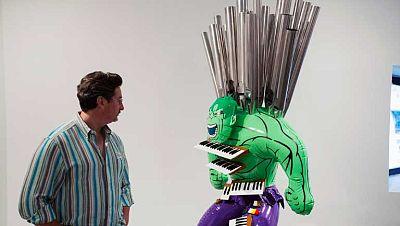 Koons se convierte en el artista más cotizado del mundo