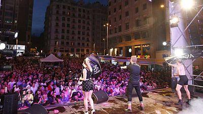 Todo a punto para la celebración del Orgullo Gay en Madrid
