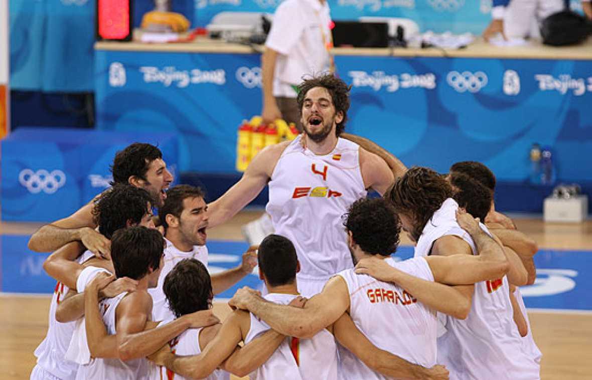 Los mejores momentos del España-Lituania de baloncesto
