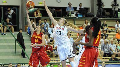 Final mundial femenino U17. Estados Unidos - España - Ver ahora