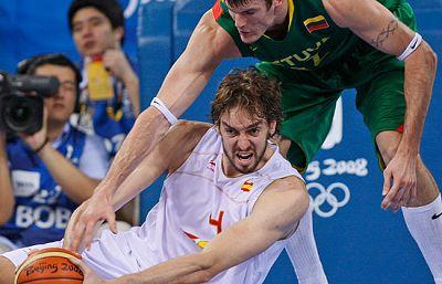 España vuelve a una final olímpica de baloncesto 24 años después