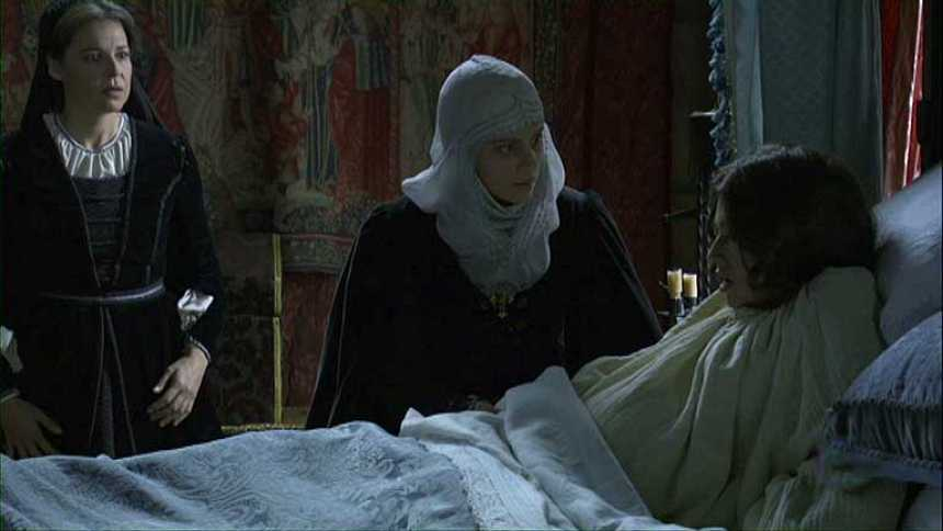 Isabel - Margarita pierde el hijo póstumo de Juan