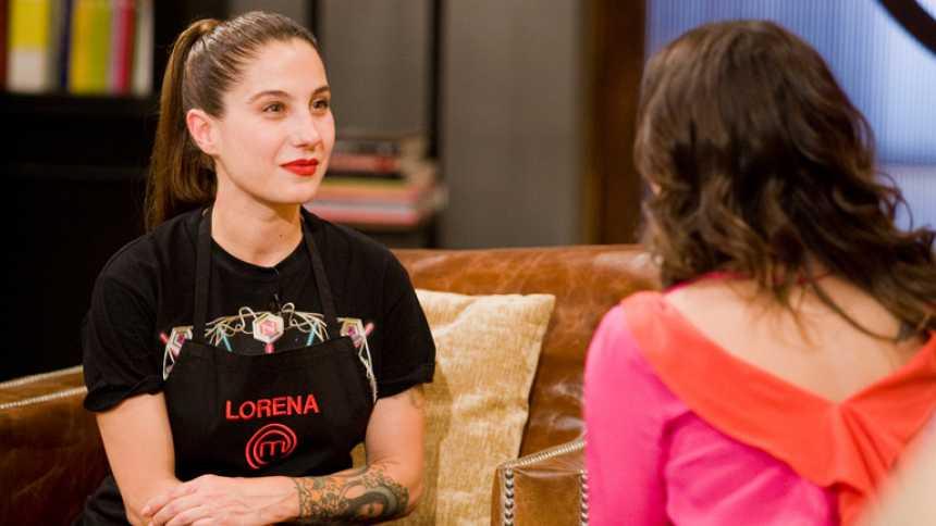 MasterChef - Lorena, eliminada por segunda vez