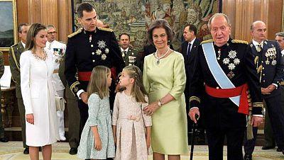 El Senado aprueba definitivamente aforar al rey Juan Carlos con los votos de PP, UPN y Foro