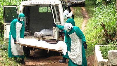 Se disparan los casos de ébola en África Occidental, ya han muerto 500 personas