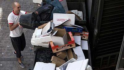 Se cumplen 33 días de la huelga de basuras en Lugo con las negociaciones bloqueadas