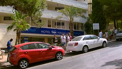 Muere un joven en Mallorca practicando 'balconing'