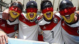 Alemania se paralizará durante la final ante Argentina