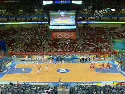 Baloncesto femenino China - Rusia