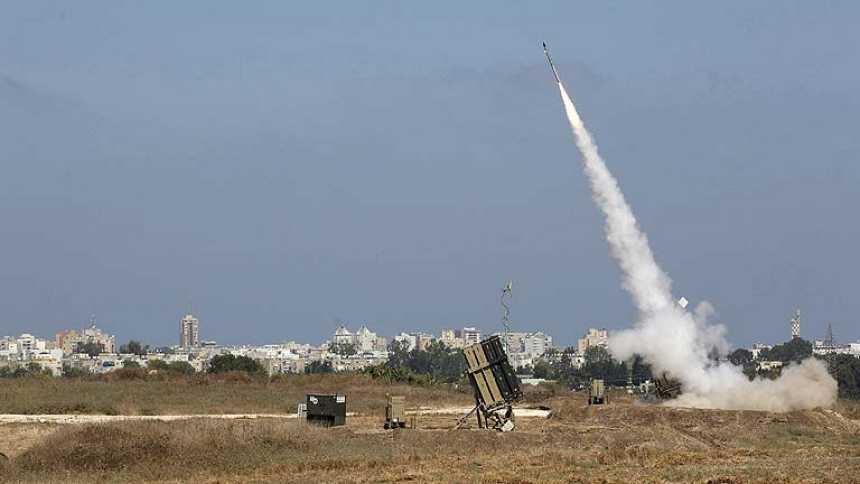 Los israelíes, orgullosos de su 'Cúpula de Hierro'