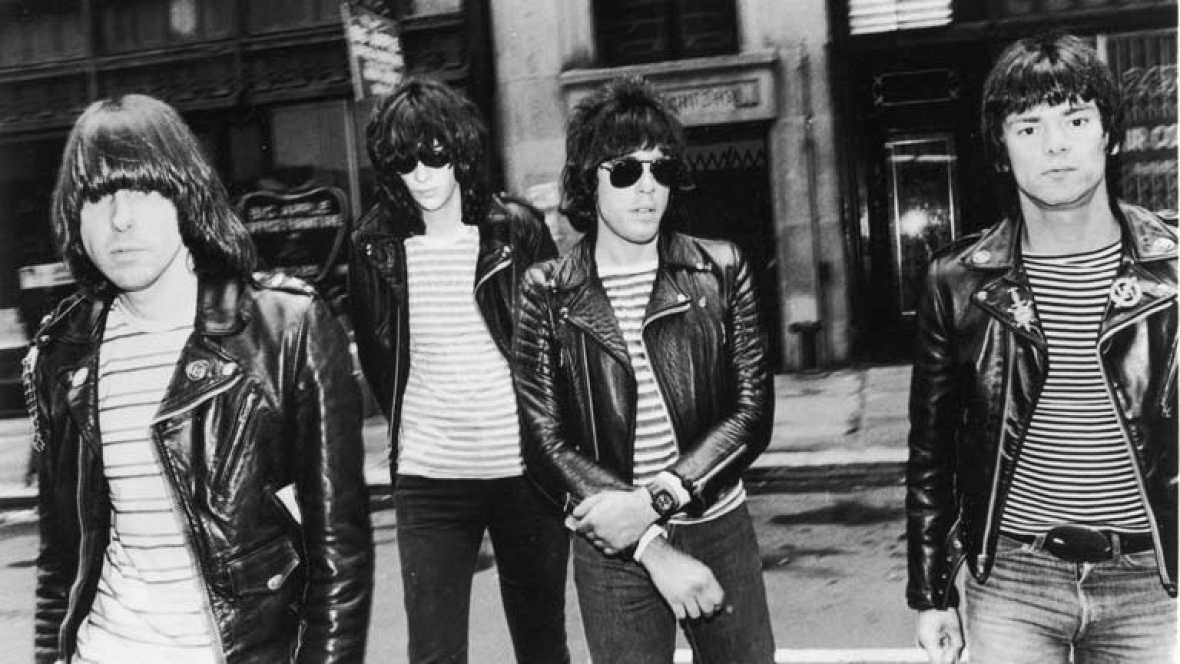 """Sheena is a punk rocker"", de los Ramones (Popgrama)"