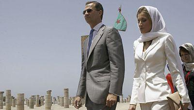 Segunda jornada del viaje oficial de los reyes a Marruecos