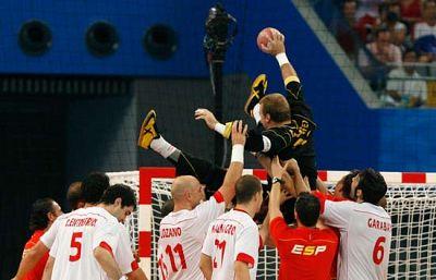 España conquista el bronce de balonmano